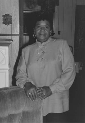Robinette Jackson, 1999