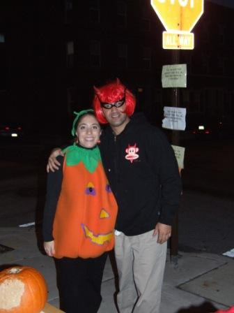 Halloween in the new community-Courtesy of www.mlkplaza.org