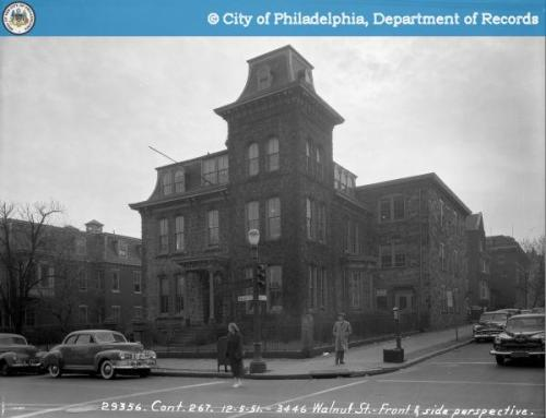 34th St and Walnut St 12/5/1951