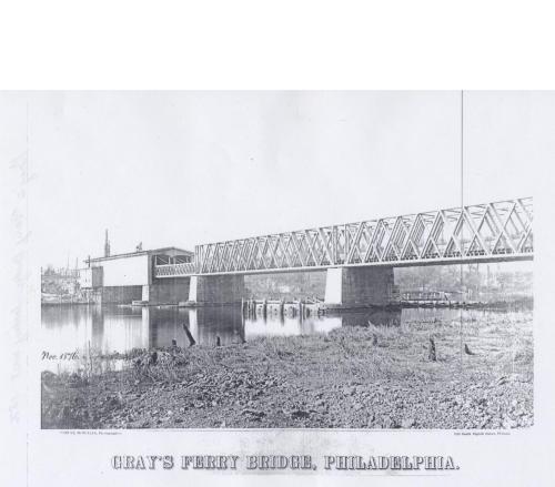 Gray's Ferry Bridge