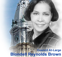 Council Woman Bondell Reynolds brown