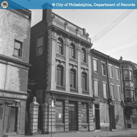 600 South 3rd Street, 1971